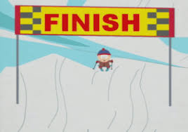 The Finish Line Problem